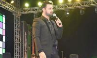 Atif Aslam enthrals fans through his brilliant performance in Karachi