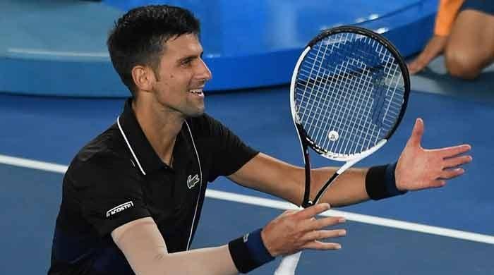 Djokovic meditates to ´lose fear and stress´