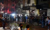At least 17 killed in New Delhi factory fire