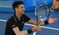 Djokovic meditates to ´lose fear and stress´