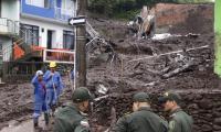 Landslide kills 13 in Colombia