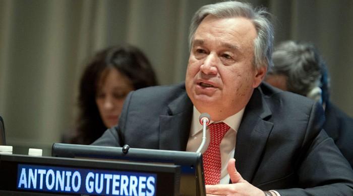 UN chief offers mediation between Pakistan, India