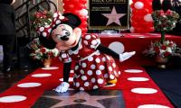 Minnie Mouse gets her Hollywood moment
