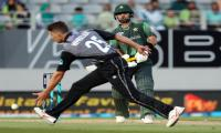 Pakistan post 201-4 in second T20 against New Zealand