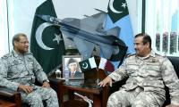 Commander of Qatar Emiri Air Force visits Air Headquarters