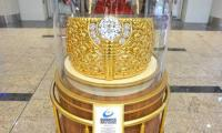 Largest gold ring delights Jewellery fans at Sharjah