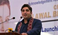 Bilawal says will take advantage of differences at 'Takht-e-Lahore' in Senate elections