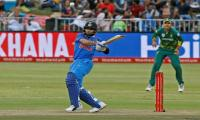 Kohli century leads India to six-wicket victory over South Africa