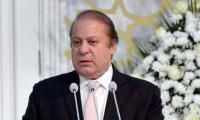 Nawaz says PML-N govt restores peace in Karachi