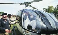 NAB orders inquiry into use of KP govt helicopters by Imran Khan