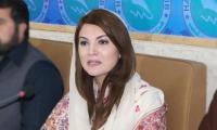 Reham Khan says left Pakistan after receiving threats