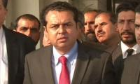 Contempt notice: Talal Chaudhry appears before Supreme Court