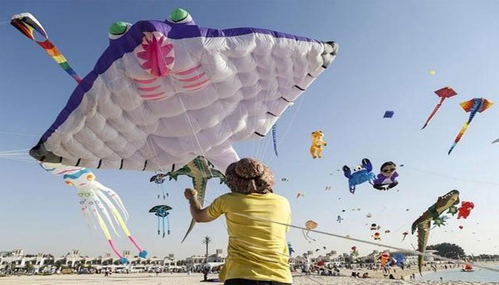how to fly a kite in pakistan
