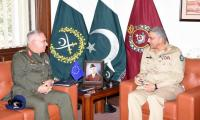 Chairman EU Military Committee lauds Pak Army role in regional peace