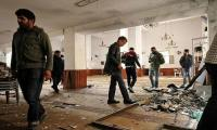 One dead, 62 wounded in mosque attack in Libya´s Benghazi
