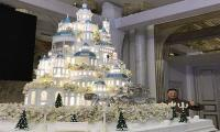 World's largest fairytale cake is 13- feet tall