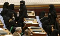Long robes not necessary attire for Saudi women: senior cleric