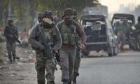 Nine killed as gunbattle rages in army camp in Occupied Kashmir