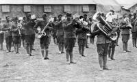 100 years ago today, jazz broke loose in Europe