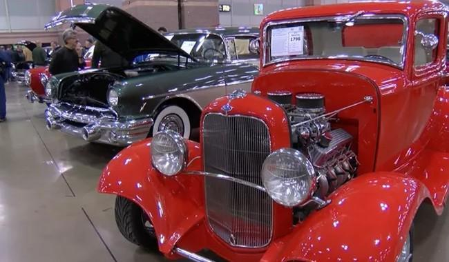 Atlantic City hosts 45th annual  classic car show
