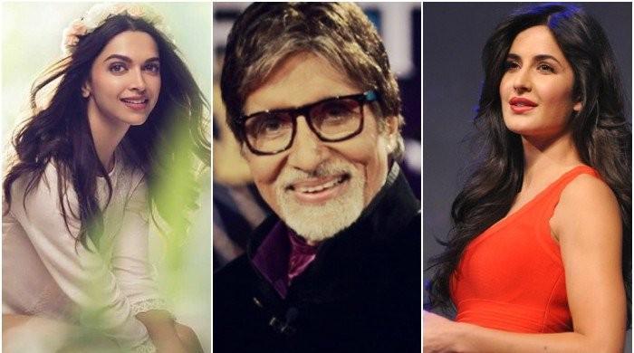 Amitabh's job application to work with Deepika and Katrina