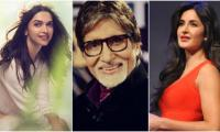 Amitabh's job application to work with Deepika and Katrina