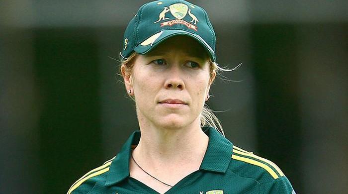 Australia´s most-capped female player Blackwell retires