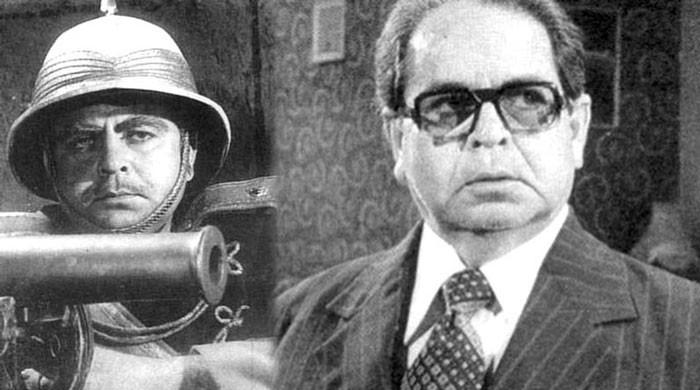 Legendary actor Talish remembered on his 20th death anniversary