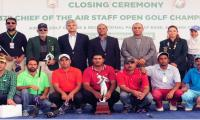 Matloob Ahmed won 37th CAS Open Golf Championship