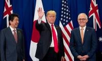 Australia, US, India and Japan plan to counter China's Belt and Road initiative