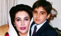 'You can be a mother and prime minister': Bilawal writes in memory of Benazir Bhutto