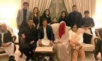 Imran Khan's valima ceremony to be held at Bani Gala