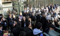 Three police killed in Sufi protests in Iran
