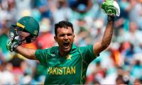 Champions Trophy heroes Amir, Zaman win ODI performance of the year awards