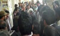 Two lawyers shot dead outside Lahore session court
