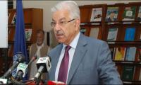 We can't fight war of others on our soil, says Khawaja Asif