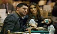 Boxer Amir Khan shares consoling family moments