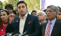 Bilawal says Nawaz not serious in bringing reforms in judiciary