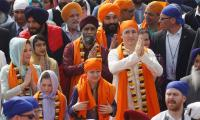 Canada does not back Sikh separatists: Trudeau
