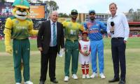 South Africa bowl in 2nd T20 international