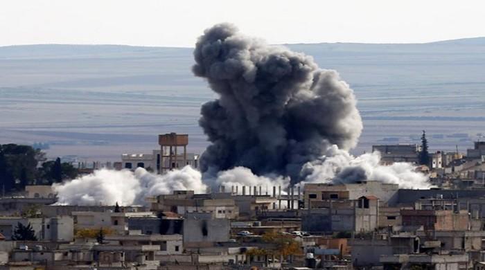 Fresh rocket fire on Syria enclave kills 13
