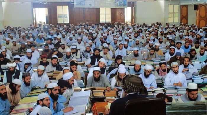 Darul Uloom Haqqania to get further Rs 277 million grant