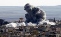 Fresh rocket fire on Syria enclave kills 13