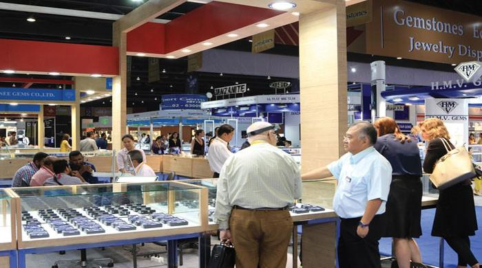 Bangkok holds 61st Gem and Jewelry Exhibition