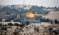 US expected to open embassy in Jerusalem in May, official says