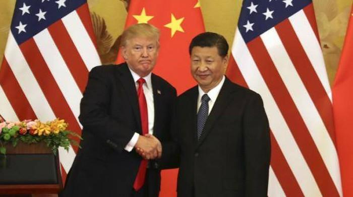 Trump says China ties ´best ever´ but trade a problem