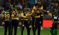 Sultans continue winning streak by defeating Qalandars
