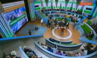 Russian talk show host pulls a tirade on guest live on TV