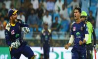PSL-3, Match-5: Gladiators outclass Qalandars by 9 wickets