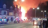 Huge blast rocks Leicester, police say no sign of terrorism